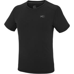 Millet Roc Base Short Sleeve Shirt Herr black-noir